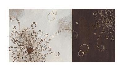 Balancing Blossoms II-Arleigh Wood-Giclee Print
