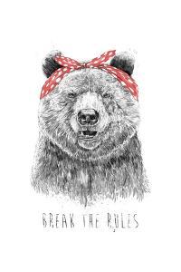 Break The Rules by Balazs Solti