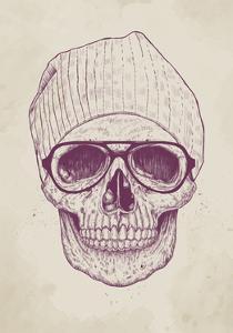 Cool Skull by Balazs Solti