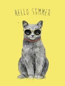 Hello Summer by Balazs Solti