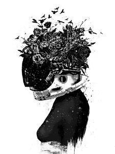 Hybrid Girl by Balazs Solti