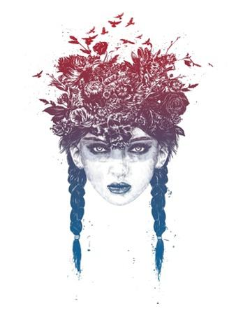 Summer Queen No. 2 by Balazs Solti