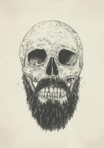 The Beard Is Not Dead by Balazs Solti
