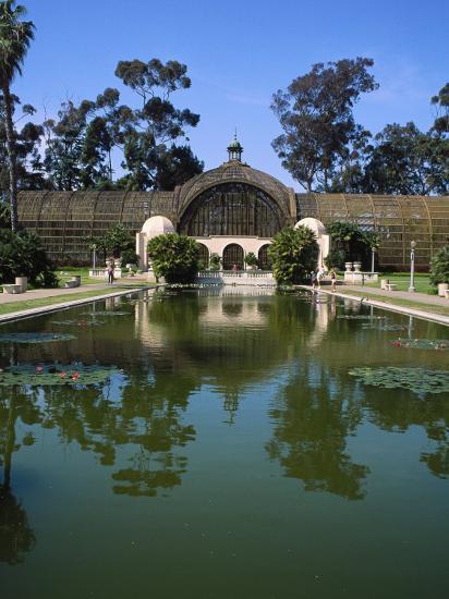 Balboa Park, San Diego, California-Mark Gibson-Photographic Print