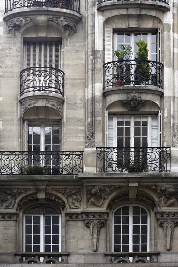 Balcon Parisien I-Tony Koukos-Giclee Print