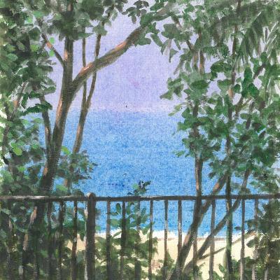 Balcony View, 2015-Lincoln Seligman-Giclee Print