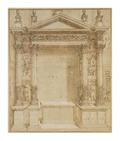 Design for an Altar, ca. 1527