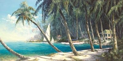 Bali Cove-Art Fronckowiak-Art Print