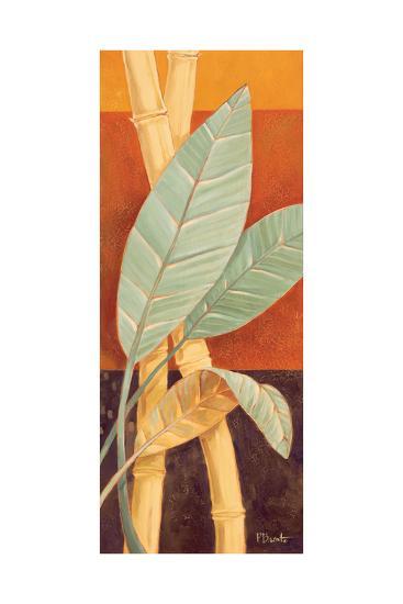 Bali Leaves I-Paul Brent-Art Print