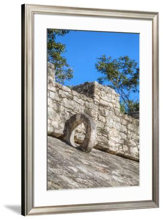 Ball Court, Coba Mayan Ruins, Quintana Roo, Mexico, North America-Richard Maschmeyer-Framed Photographic Print