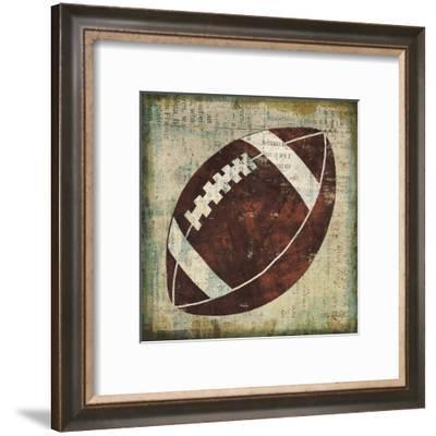 Ball III-Mo Mullan-Framed Art Print