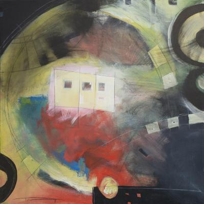 Ball Return-Tim Nyberg-Giclee Print