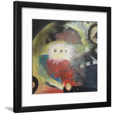 Ball Return-Tim Nyberg-Framed Giclee Print