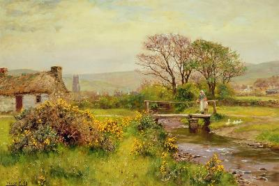 Ballaugh, Isle of Man-Henry John Yeend King-Giclee Print
