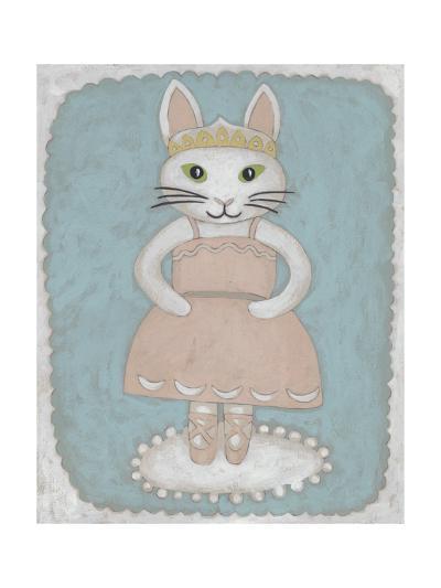 Ballerina Animal II-Chariklia Zarris-Art Print