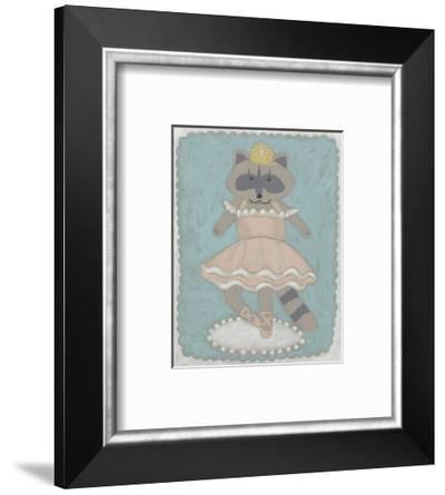 Ballerina Animal III-Chariklia Zarris-Framed Art Print