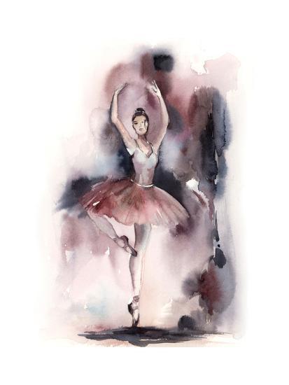 Ballerina Bliss V-Sophia Rodionov-Art Print