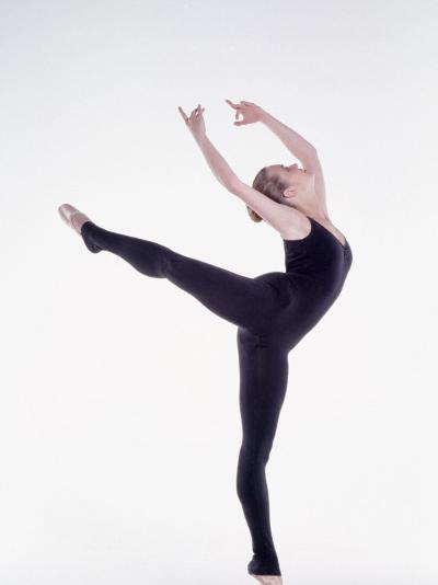Ballerina Dancing-Bill Keefrey-Photographic Print