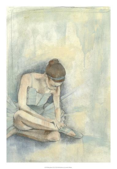 Ballerina Repose I-Jennifer Goldberger-Premium Giclee Print