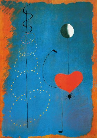Ballerina-Joan Mir?-Art Print