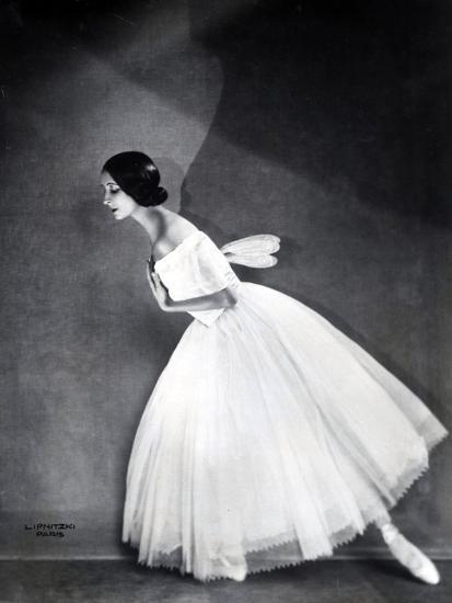 Ballerina--Photographic Print