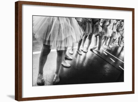 Ballerina-Laura Mexia-Framed Photographic Print