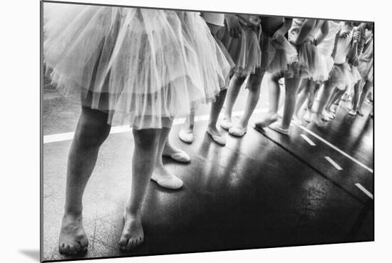 Ballerina-Laura Mexia-Mounted Photographic Print