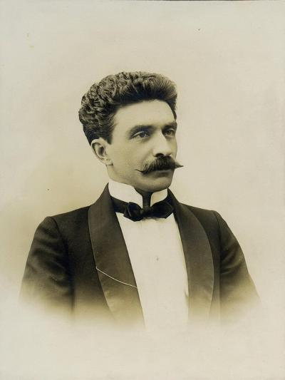Ballet Master Alexander Shiryaev (1867-194), 1904--Giclee Print
