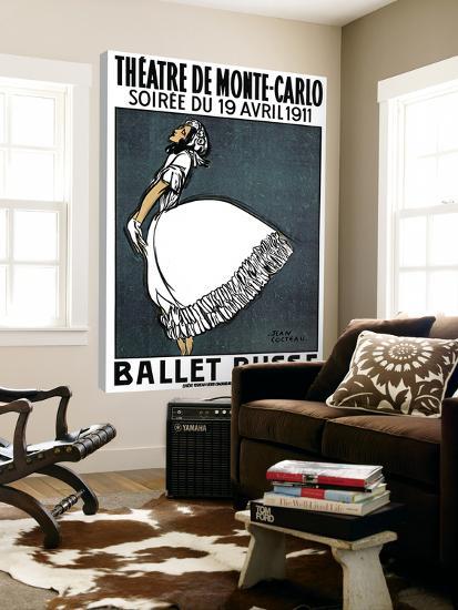 Ballet Russe II--Loft Art