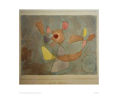 Ballet Scene-Paul Klee-Giclee Print