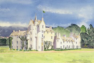 Ballindalloch Castle, 1995-David Herbert-Giclee Print