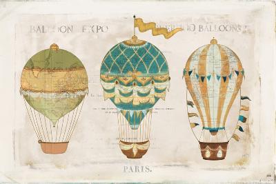 Balloon Expo I-Katie Pertiet-Art Print