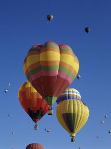 Balloon Fiesta, Albuquerque, New Mexico, U.S.A