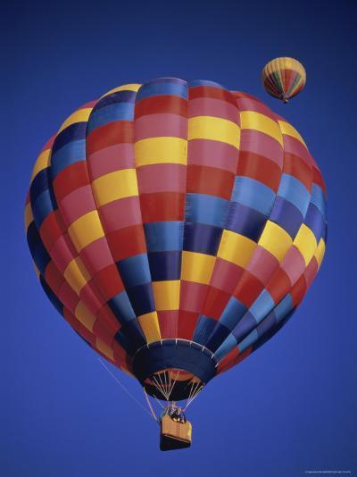 Balloon Fiesta, Albuquerque, New Mexico, USA--Photographic Print