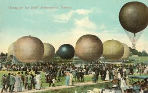 Balloon Race, Indianapolis, Indiana