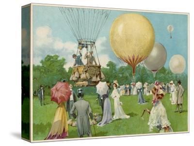 Balloon Rally at Hurlingham
