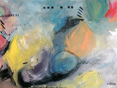 Balloune Er Collour-Annie Rodrigue-Art Print