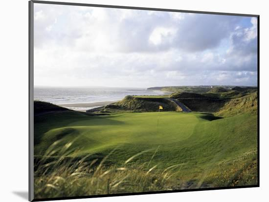 Ballybunion Golf Club Old Course, Ireland-Stephen Szurlej-Mounted Premium Photographic Print