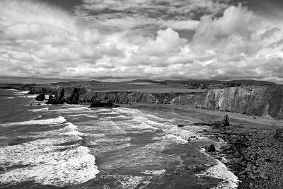 Ballydowane Cove on the Copper Coast, County Waterford, Ireland--Photographic Print