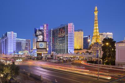 Ballys Hotel, Paris Las Vegas Hotel, Strip, South Las Vegas Boulevard, Las Vegas, Nevada, Usa-Rainer Mirau-Photographic Print