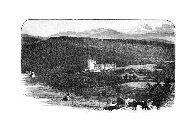 Balmoral Castle, Scotland--Giclee Print