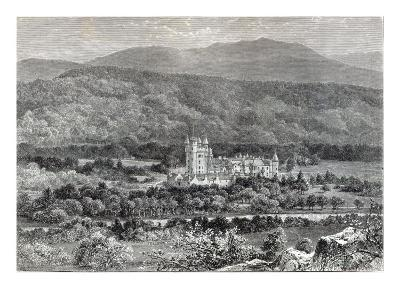 Balmoral, from 'Leisure Hour', 1888--Giclee Print