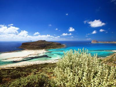 Balos Beach, Gramvousa, Crete, Greek Islands, Greece, Europe-Sakis Papadopoulos-Photographic Print