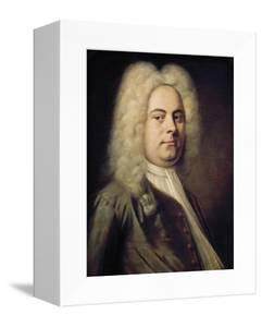 George Frideric Händel by Balthasar Denner
