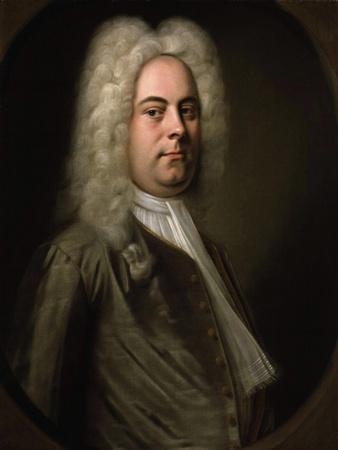 George Frideric Handel, German Composer, 1726-1728