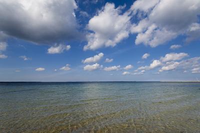 Baltic Beach-Charles Bowman-Photographic Print