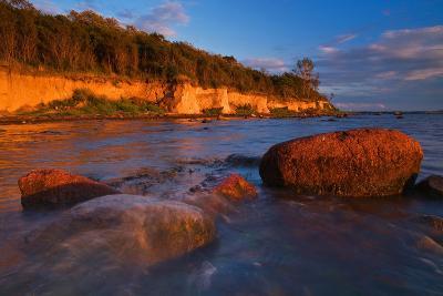 Baltic Sea, Insel Poel, Coast-Thomas Ebelt-Photographic Print