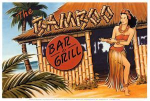 Bamboo Bar and Grill, Hawaii