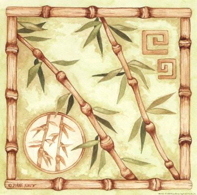 Bamboo Breeze III-Diane Knott-Art Print
