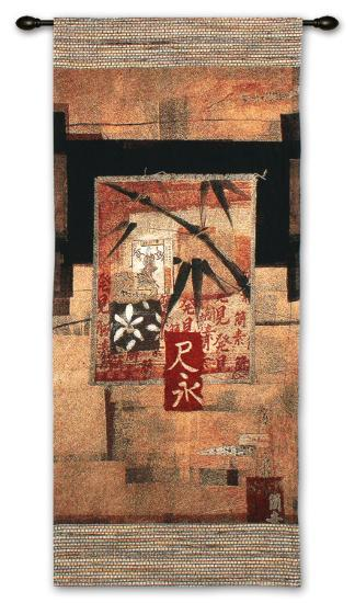 Bamboo Inspirations II-Thomas Mccoy-Wall Tapestry